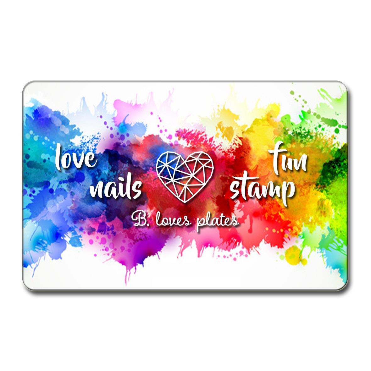 b-loves-plates-rainbow-scraper-zdrapka-plytki-stamping-nails-nail-art-stempelki-5